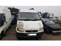 Ford transit 1996 breaking for spares (smiley transit)