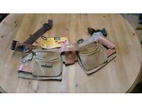 Rolson leather Tool Belt - brand new with tags