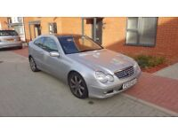 Mercedes C200 Kompressor Spare or Repairs