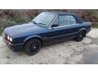 BMW E30 318 Cabriolet