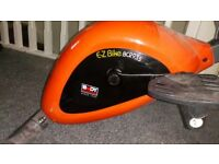 Exercise bike - E-Z bike BC2935. Brand new.