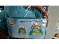 Apple farm play gym