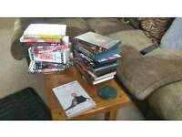 Joblot Dvds and Cds ideal for carboot seller