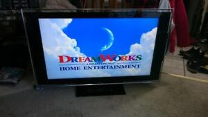 """Sony Bravia 46"""" inch LCD TV. With Remote. Good Condition. XBR."""