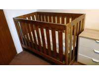 Pine cotbed for sale