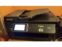 Epson wf 7610 a3 printer/scanner/copier