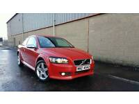 VOLVO C30 1.6 DESIGN FULL VOLVO SERVICE HISTORY FINANCE & WARRANTY AVAILABLE