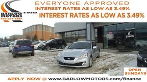 2010 Hyundai Genesis Coupe 2.0T *EVERYONE APPROVED*APPLY NOW DRI