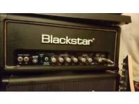 Guitar amp 2 black star speakers