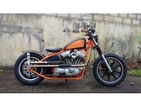 Bobber Harley Davidson Sportster 883
