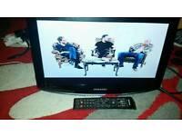 22 Inch LCD TV Plus Remote control