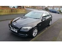 2010 BMW 5 SERIES 2.0 520d SE 4dr new shape F10 Full service history, leather interior