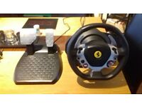 Racing wheel thrustmaster tx italia edition xbox one
