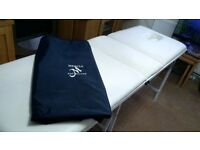 massage or waxing table