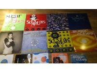 18 x bjork / sugarcubes vinyl collection LP's / 12 inch / 7 inch