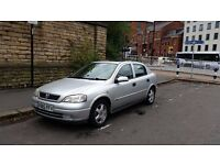 Amazing Vauxhall Astra with sunroof have only 116K 4 months MOT !