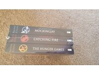 New and sealed the Hunger Games book trilogy