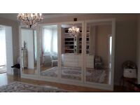 Custom made sliding wardrobes, kitchens and all aspects of joinery