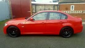 BMW 320D Individual Edition Facelift iDrive 55 plate