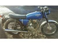 Honda cb 125s Cg 125 c90