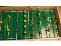 Wooden Table Football game by John Crane