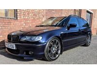 2003 BMW 330d M Sport Touring Auto For Sale