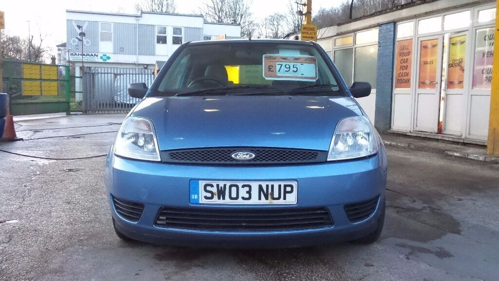 FORD FIESTA FREEDOM 1.2 PETROL 03 PLATE 3 DOOR HATCHBACK 12 MONTHS MOT RUNS REALLY WELL