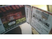 we have 2 reading weekend ticket for sale