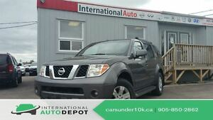 2006 Nissan Pathfinder LE | LEATHER | MOONROOF
