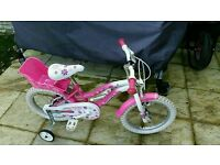 Girls ammaco bike