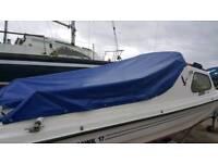 Fishing boat seahawk 17
