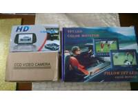 Wireless reversing camera kit