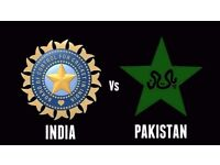 India vs Pakistan Champions Trophy - Gold Tickets