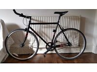 Verenti Closer Fixie Single Speed Bicycle Near New