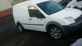 Ford Transit Connect LWB high roof 2007 Long MOT