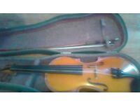 Andreas Zeller Violin 1/2