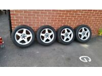Mercedes Vito Alloy Wheels OPEN TO OFFERS