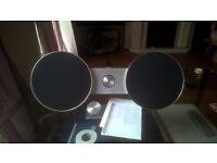 Bang & Olufsen BeoPlay A8 Speaker System. Airplay, iPod, iPhone, iPad