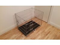 NEW CONDITION DOG CRATE/ CAGE
