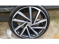 VW Golf 7R Spielberg Wheels Alloys 5g0601025db Not Pretoria OEM GTI MK7.5