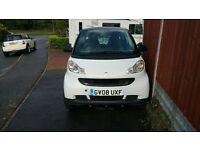 Smart Car for sale - equiped with removable 'A' frame for use as a tow car.