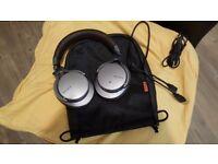 Sony MDR 1ABT Bluetooth headphone, gray color, HIFI wireless headphone
