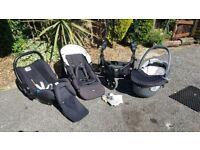Britax B Smart 3 in 1 Stroller £60