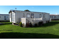 3 Bed Caravan to hire, White Horse, Selsey, Bunn Leisure.