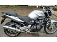 Honda cbf600 ABS 2007 cbf 600 not cbr