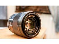 Sony SEL50F18 Lens (50mm f1.8 OSS)
