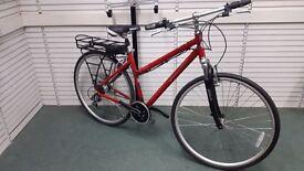 E Power Electric Power assisted Bike Cycle IZIP Via Radido Motor Home Caravan
