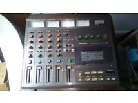 Tascam 244 4 Track Cassette Recorder/Mixer (for parts or repair)