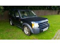Land Rover Discovery 3 TDV6, 7 Seater