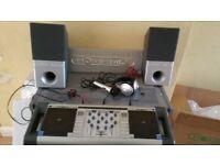 DJ Mixer twin deck ideal home DJ Enthusiast